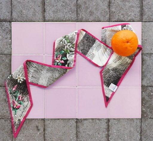 Futuro della moda? È nell'arancia: Orange Fiber Collection