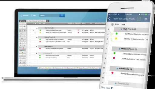 Come creare un nuovo progetto con Smartsheet, nel Cloud