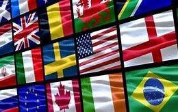 bandiere estero esportazione